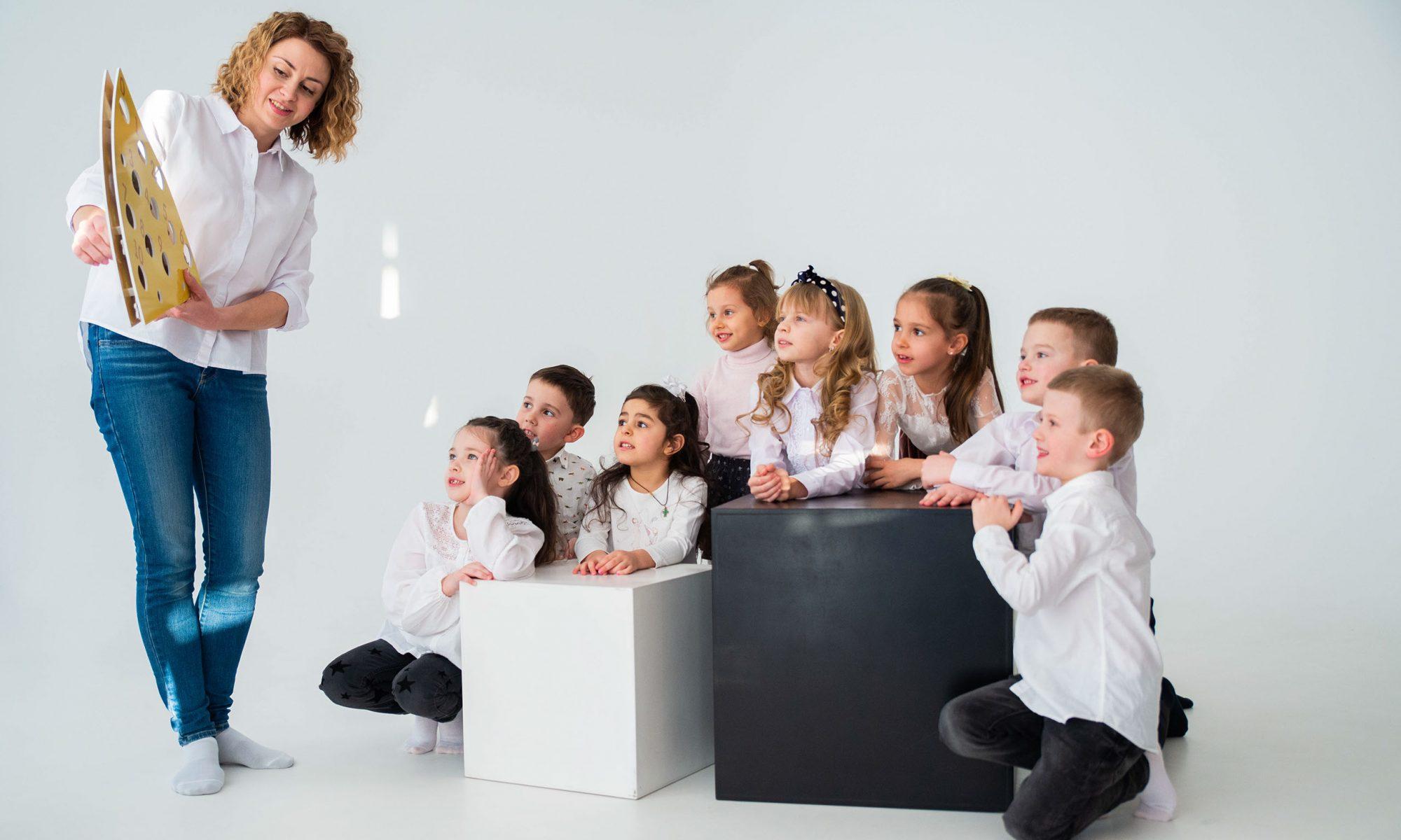 Центр детского развития - Первая академия